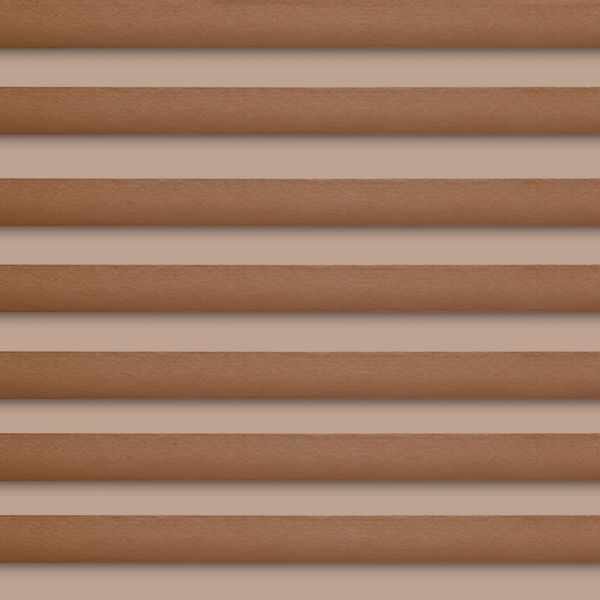 Cellular Shades - Designer Colors Room Darkening - Brick 199BE016