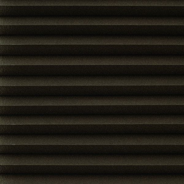 Cellular Shades - Designer Textures Energy Shield - Espresso 19E80804