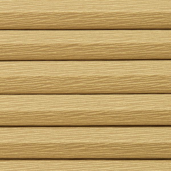 Cellular Shades - Tree Bark Room Darkening  - Antique Gold 19HGT002