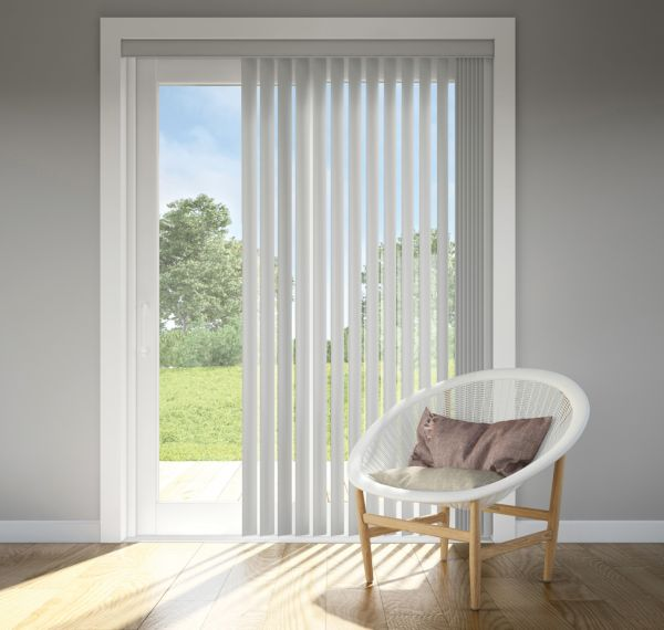 Trim+Go™ Vertical Blinds