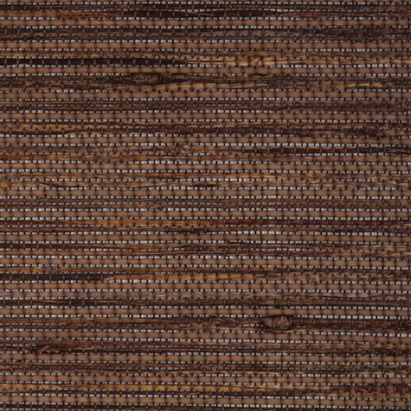 Natural Shades - Bay Weave Room Darkening Brown 12281913