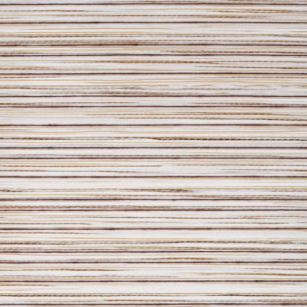 Panel Track Shades - Boucle Stripe Brown