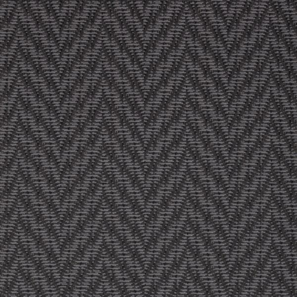 Panel Track - Solar Screen Herringbone Charcoal 10433371
