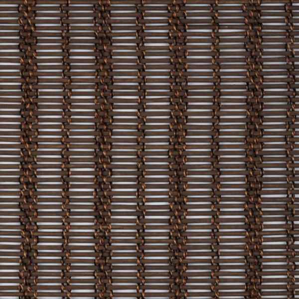 Panel Track - Braided Rattan Chocolate 10481916