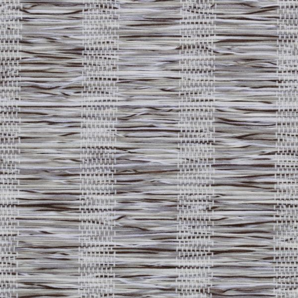 Roller Shades - Lemongrass Stripe Light Gray 10333339