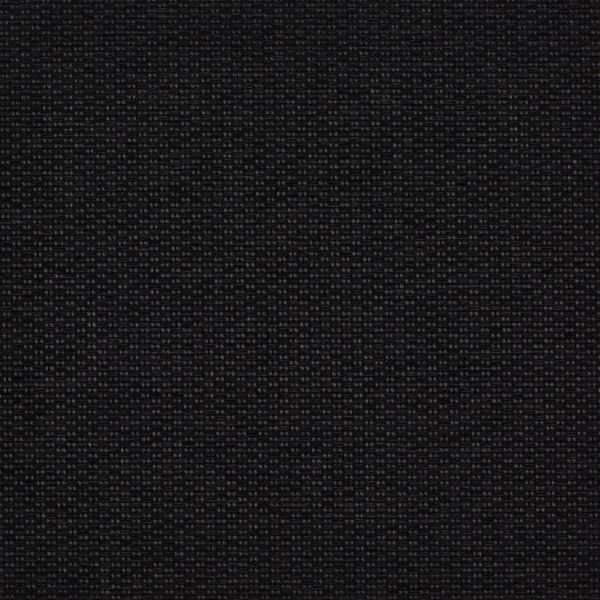 Roller Shades - Woven Blockout Room Darkening Black 303BK002