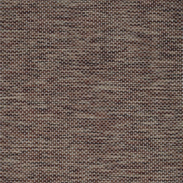 Roman Shades - Tweed Rattan Light Filtering Mocha 10133343