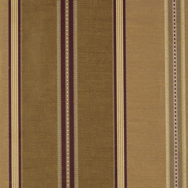 Roman Shades - Classic Stripe Room Darkening Light Olive 12133304