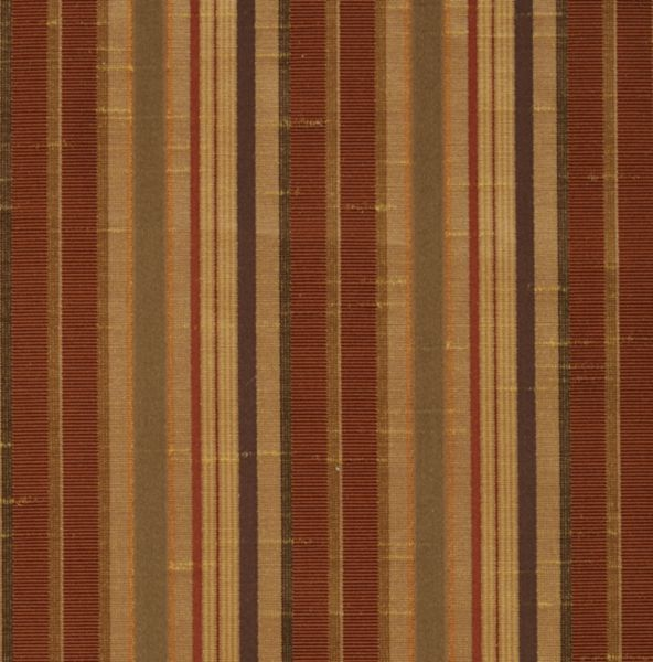 Roman Shades - Narrow Stripe Room Darkening Nugget 12133309