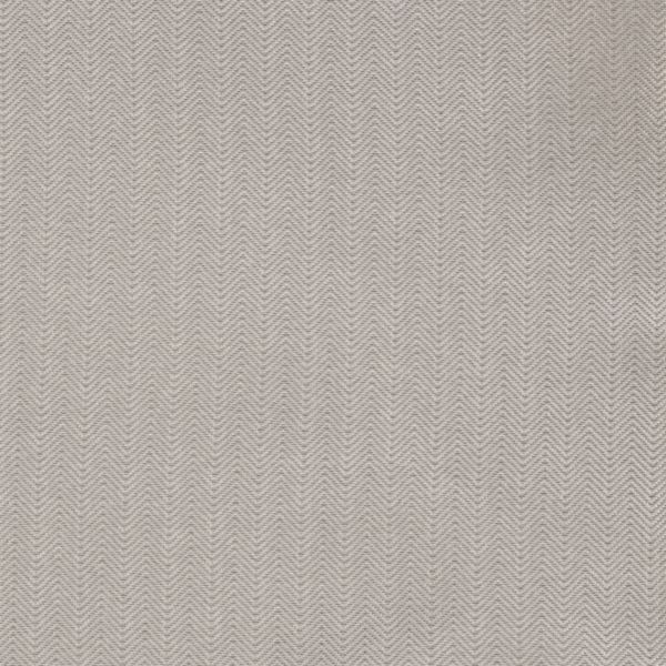 Roman Shades - Herringbone Room Darkening Light Gray 12133325