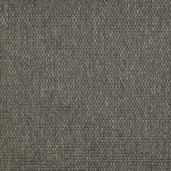 Roman Shades - Leo Light Fitlering Fabric Liner Charcoal MELGY029