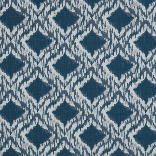 Roman Shades - Fantasia Room Darkening Fabric Liner Deep Sea MNRPR033