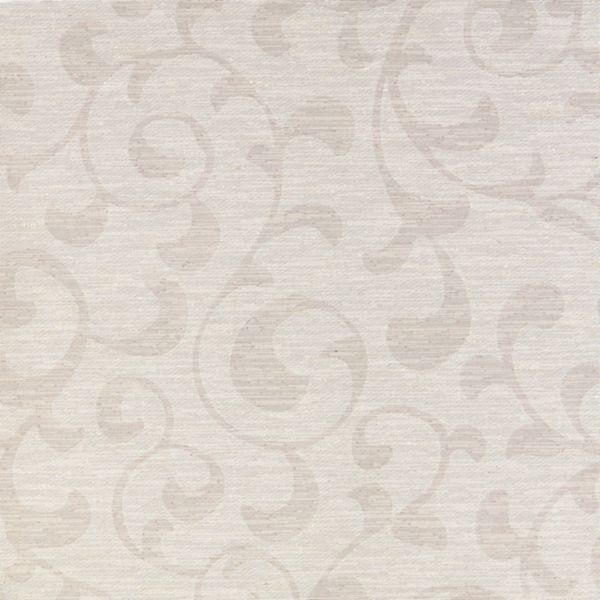 Roman Shades - Flourish Room Darkening Fabric Liner Ivory MURPA008