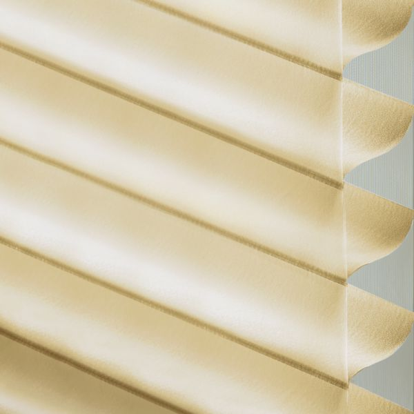 "Sheer Shadings - 2"" Montclair Light Filtering Candlelight 12MB3016"