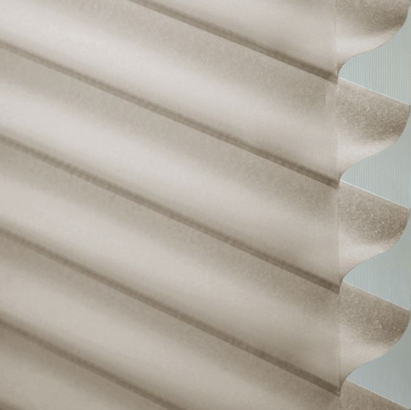 "Sheer Shadings - 2"" Westfall Light Filtering Champagne 12WB1109"