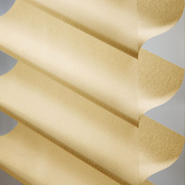 "Sheer Shadings - 3"" Camden Light Dimming Custard 13CNU205"