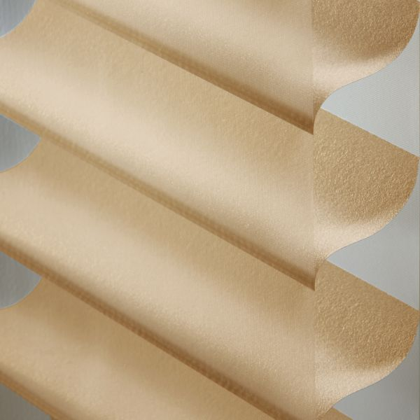 "Sheer Shadings - 3"" Camden Light Dimming Sand 13CWH203"