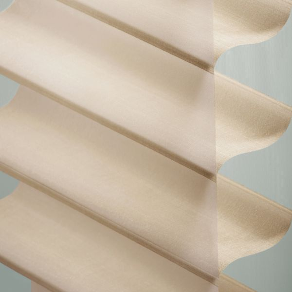 "Sheer Shadings - 3"" Hillcrest Light Filtering Sand 13LWH203"