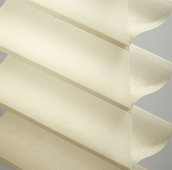"Sheer Shadings - 3"" Stonebrooke Light Filtering Candlelight 13SNU261"
