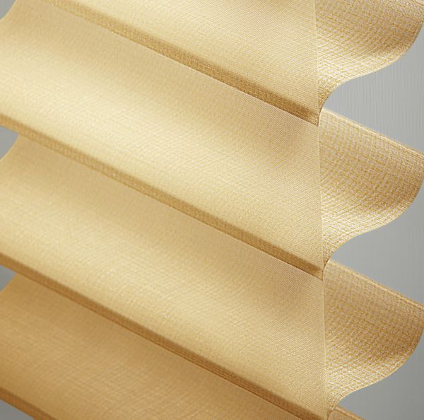 "Sheer Shadings - 3"" Stonebrooke Light Filtering Sand 13SNU263"