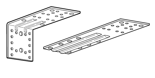 Extension Brackets