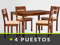 Mesas de comedor - Falabella.com