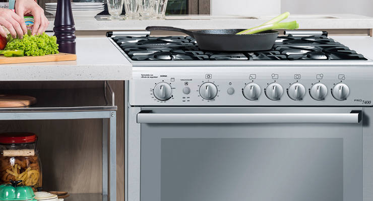 Cocinas for Estufas de cocina de gas