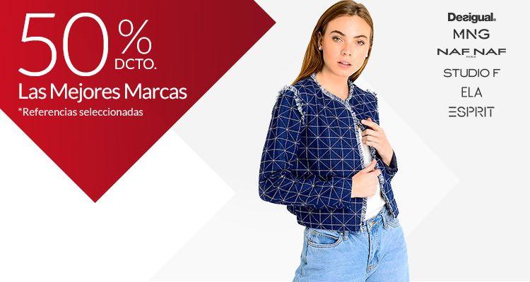 50% Marcas-premium