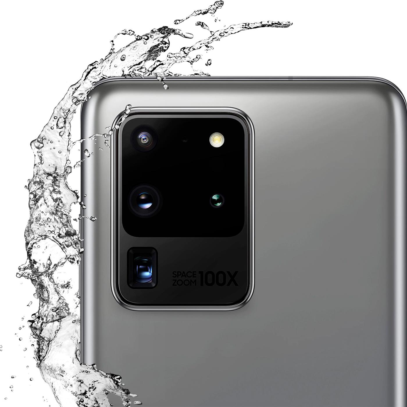 Resultado de imagen para s20 ultra resistencia al agua