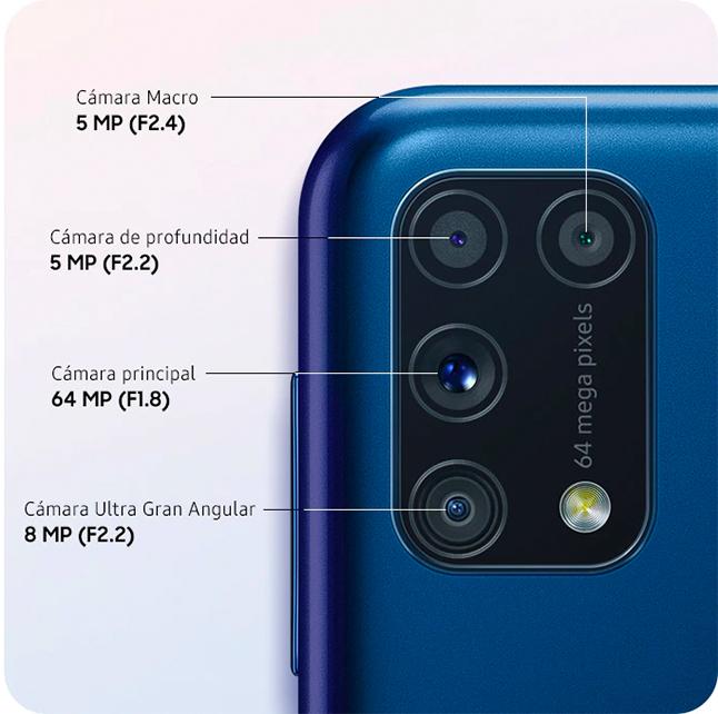 4 cámaras