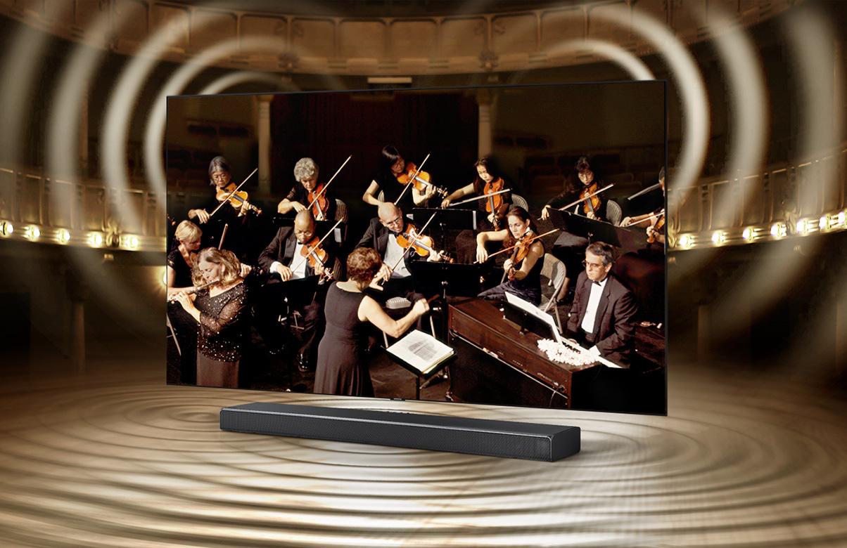 Modo sinfonía