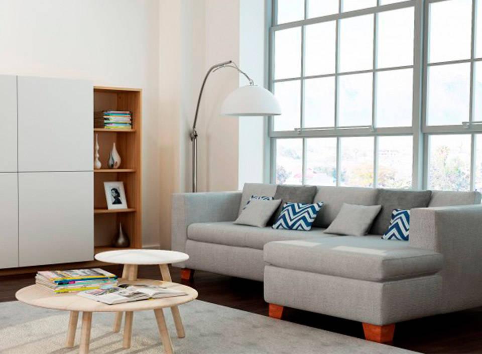 Muebles de sala for Decoracion apartamentos modernos en bogota