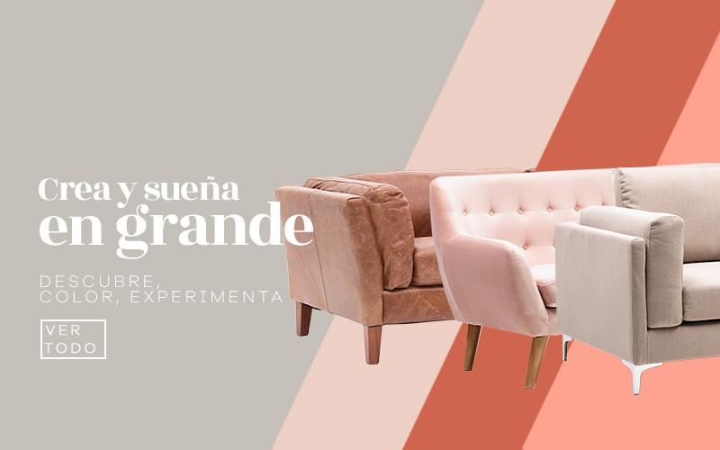 mejores sillas decorativas para sala de estar Muebles De Sala Falabellacom