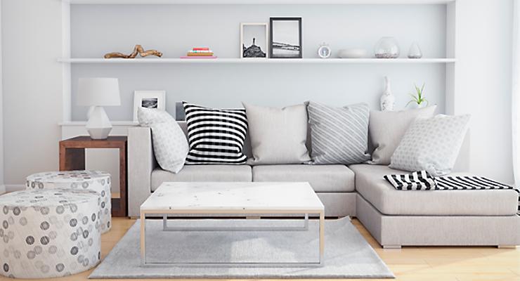 Muebles de sala for Muebles modernos para sala