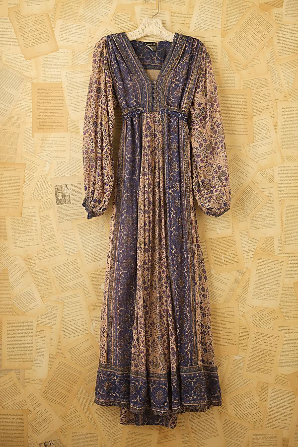 c4ff12c0a5 Vintage Indian Gauze Dress | Free People UK