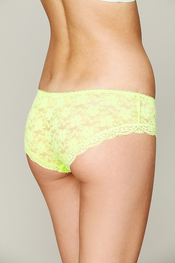 Slide View 2: Lacey Basic Hipster Brief