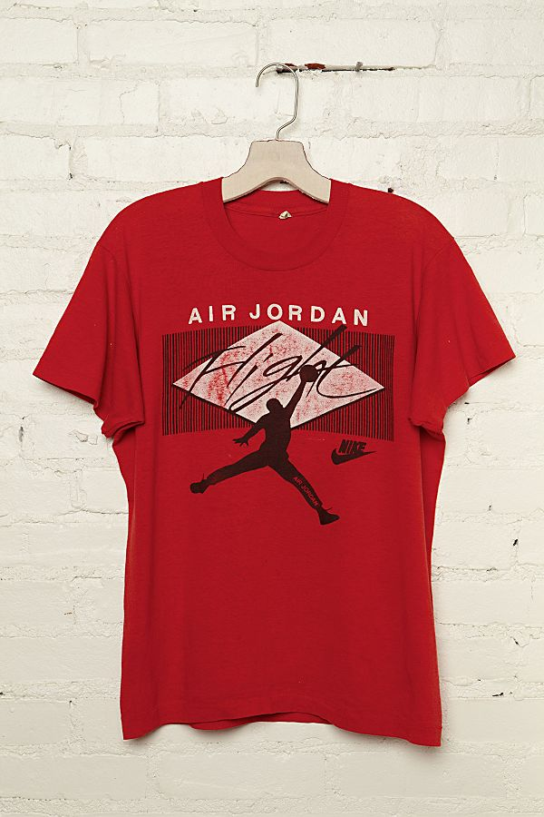 3de273c06667b1 Vintage Nike Air Jordan Graphic Tee