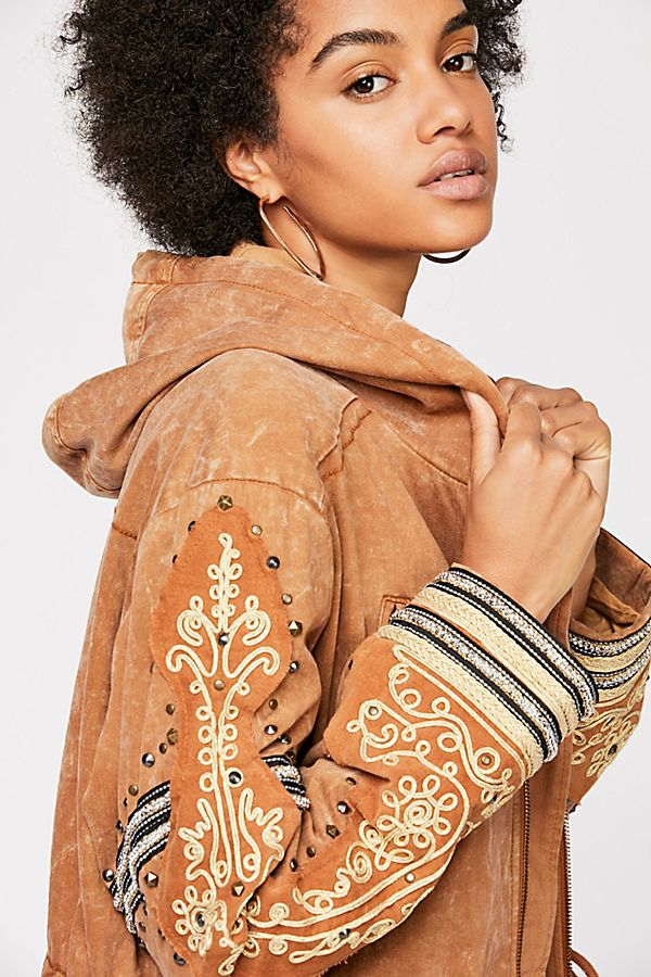 dba8c42850 Golden Quills Military Parka | Free People
