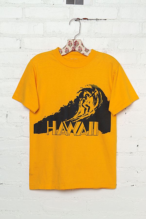 96d2ffe4a4 Vintage Hawaii Graphic Tee