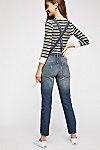 Thumbnail View 2: Washed Denim Dungarees