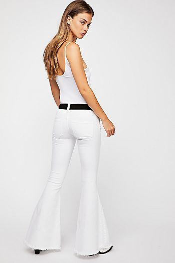 09ee8b03f8d Womens Flare Jeans & Bell Bottom Jeans | Free People