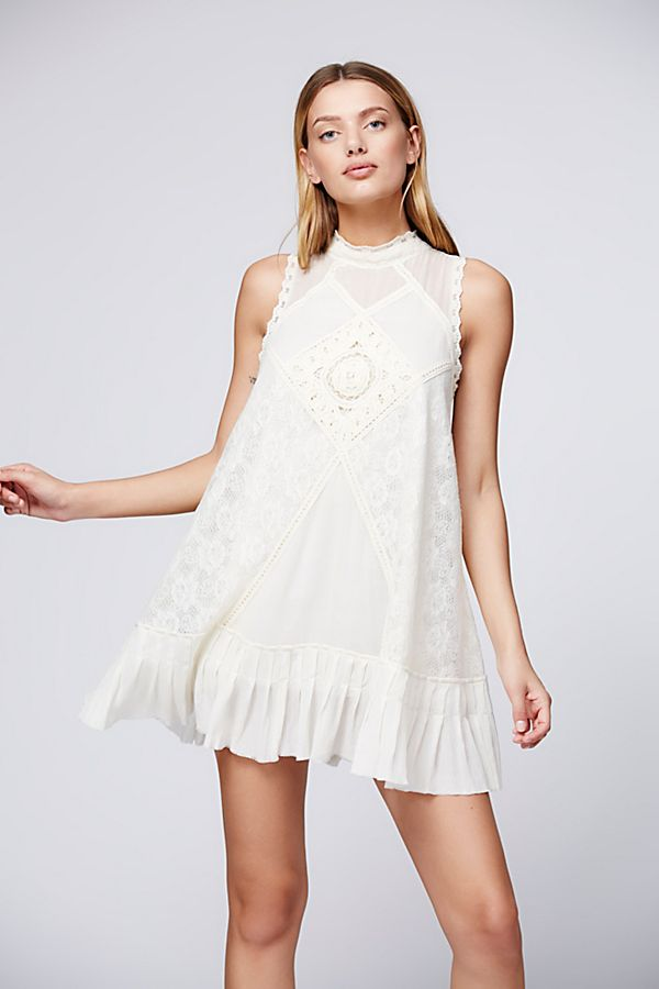 4ecfcbba5d FP ONE Angel Lace Dress | Free People
