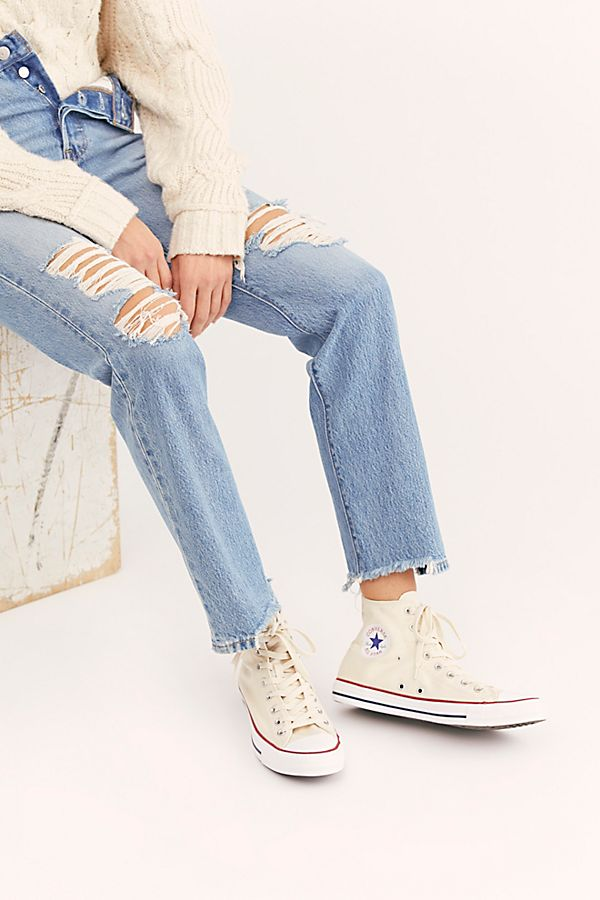 converse&$19 on | High tops outfit, High top converse