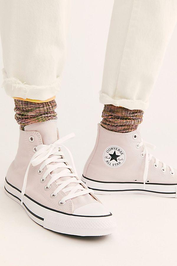Chuck Taylor All Star Hi Top Converse Sneakers