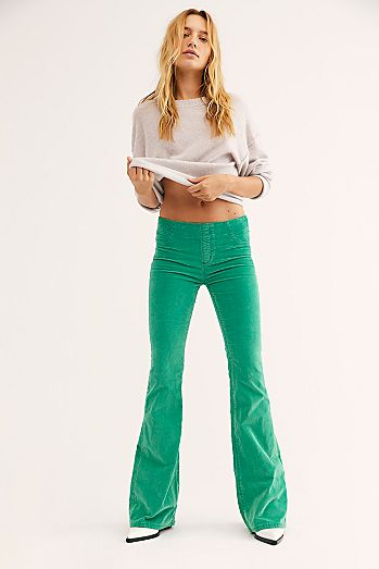6ef1467b53622 Womens Flare Jeans & Bell Bottom Jeans | Free People