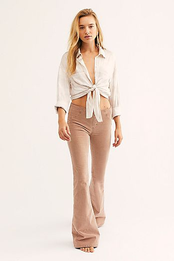 f7cac3d6256441 Womens Flare Jeans & Bell Bottom Jeans | Free People