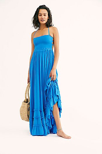 2863be78fcb Blue - Dresses For Women - Boho