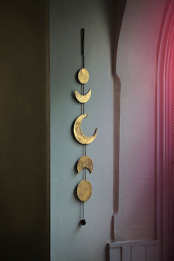 Gold Moon Chime