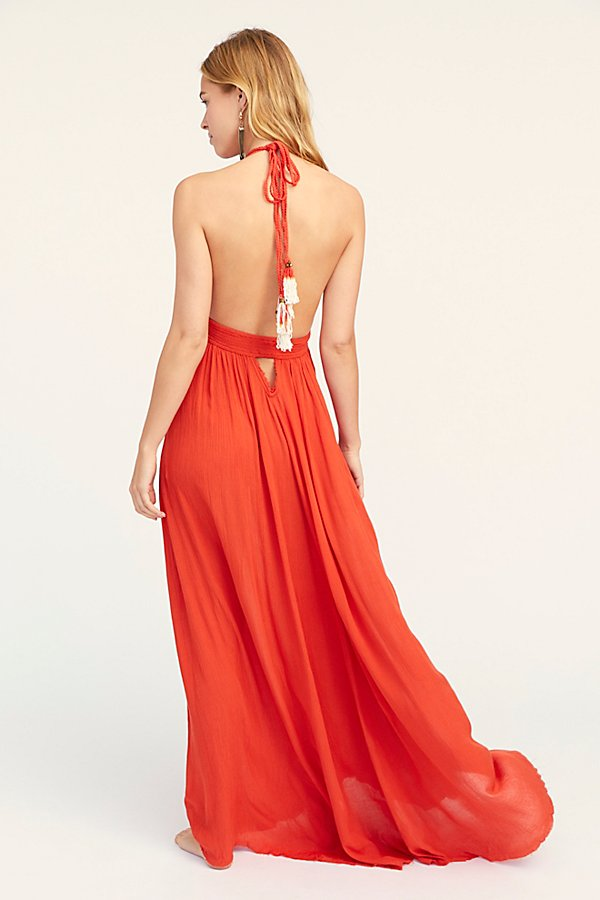 Slide View 2: Look Into the Sun Maxi Dress