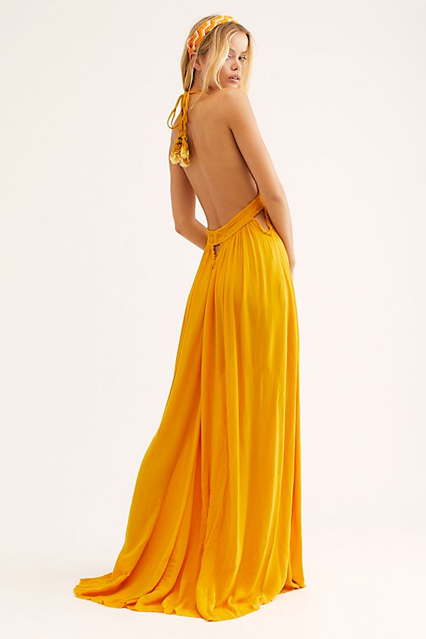 492711a974 Slide View 2  Look Into the Sun Maxi Dress